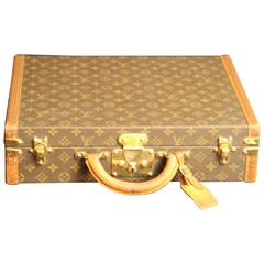 1970s Louis Vuitton Monogramm Briefcase