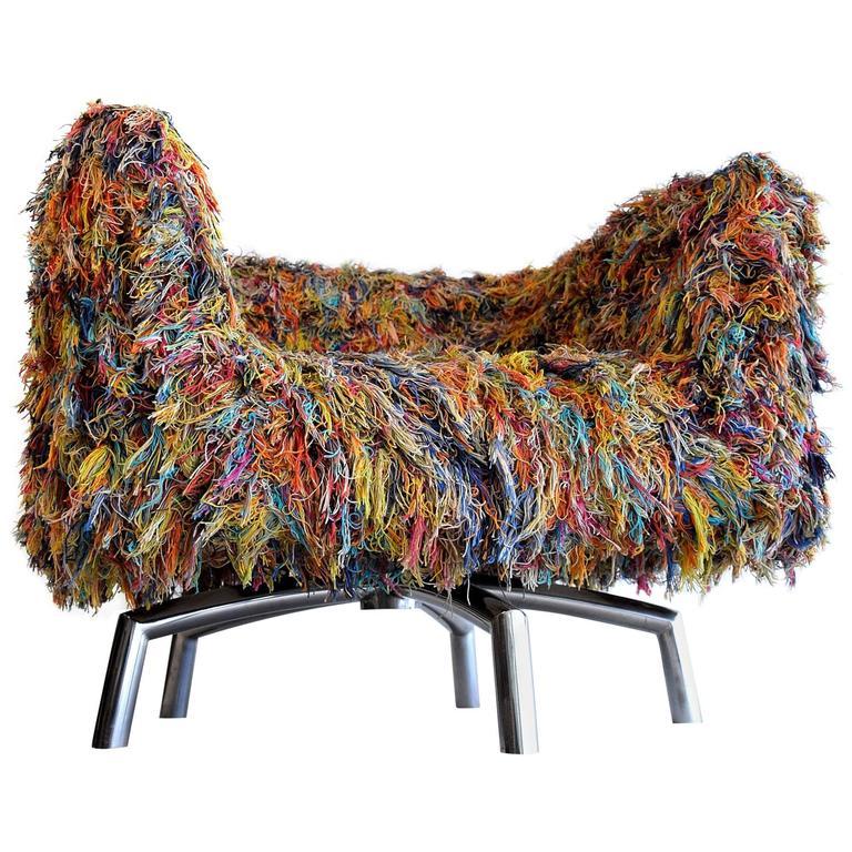 Giramundo Swivel Chair