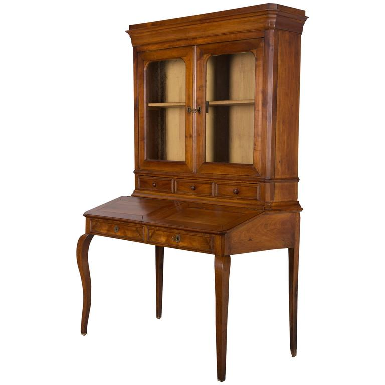 19th Century Country French Slant Top Desk
