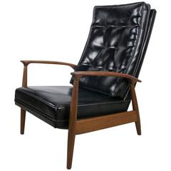 Reclining Lounge by Milo Baughman for Thayer Coggin