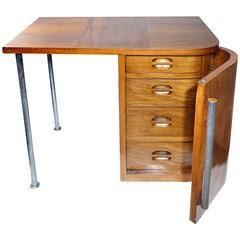 Small Elegant Bauhaus Style Desk
