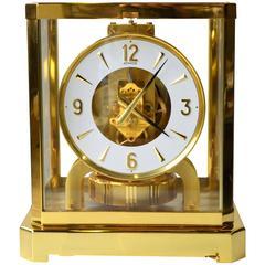 Jaeger-LeCoultre Atmos Perpetual Motion Mantle Clock
