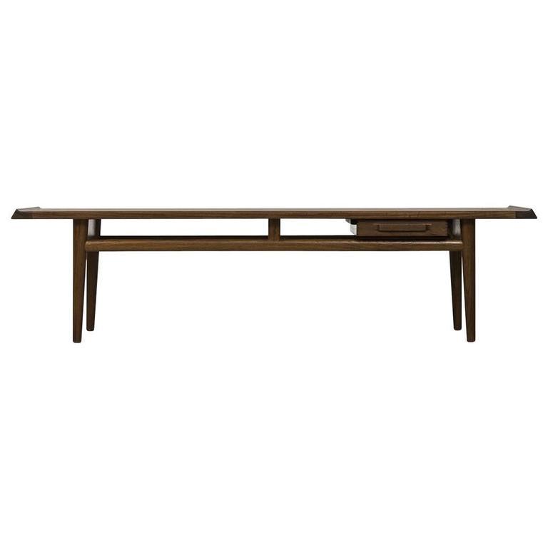 Teak Coffee Table Kijiji: Torbjørn Afdal Coffee Table In Teak By Haug Snekkeri In