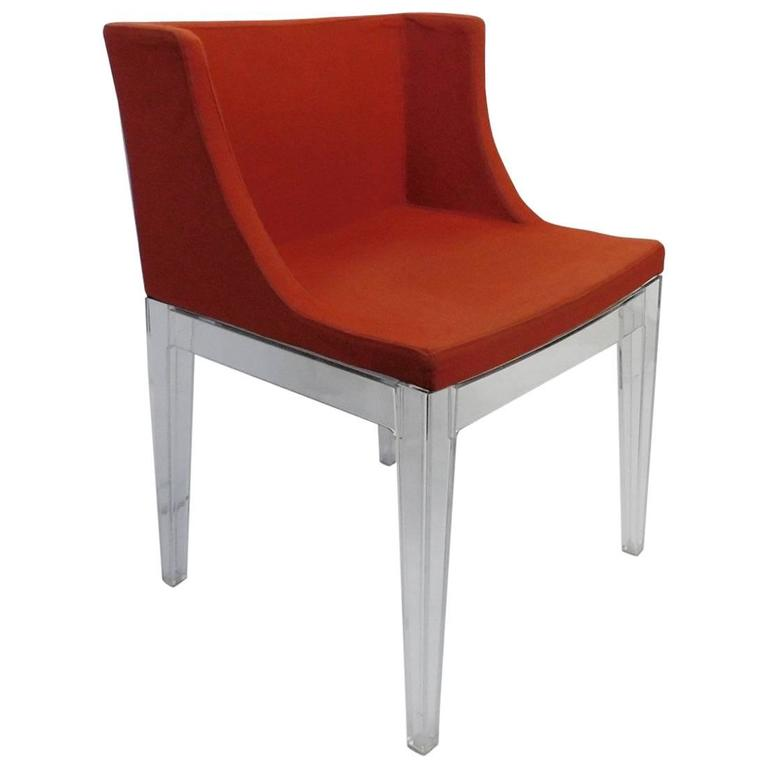 armchair mademoiselle first edition by philippe starck for kartell