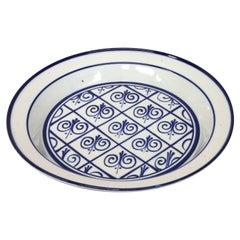 Quistgaard Dansk Blue Ware Bowl