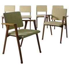Franco Albini Luisa and Luisella Dining Chairs