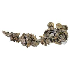 Architectural French Fragment Wall Hanging