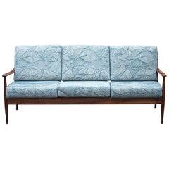 Rosewood Three-Seat Sofa, Denmark 1968