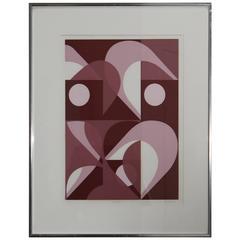 Ann Parker Metathesis I Art Work