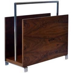 Metal Magazine Racks and Stands