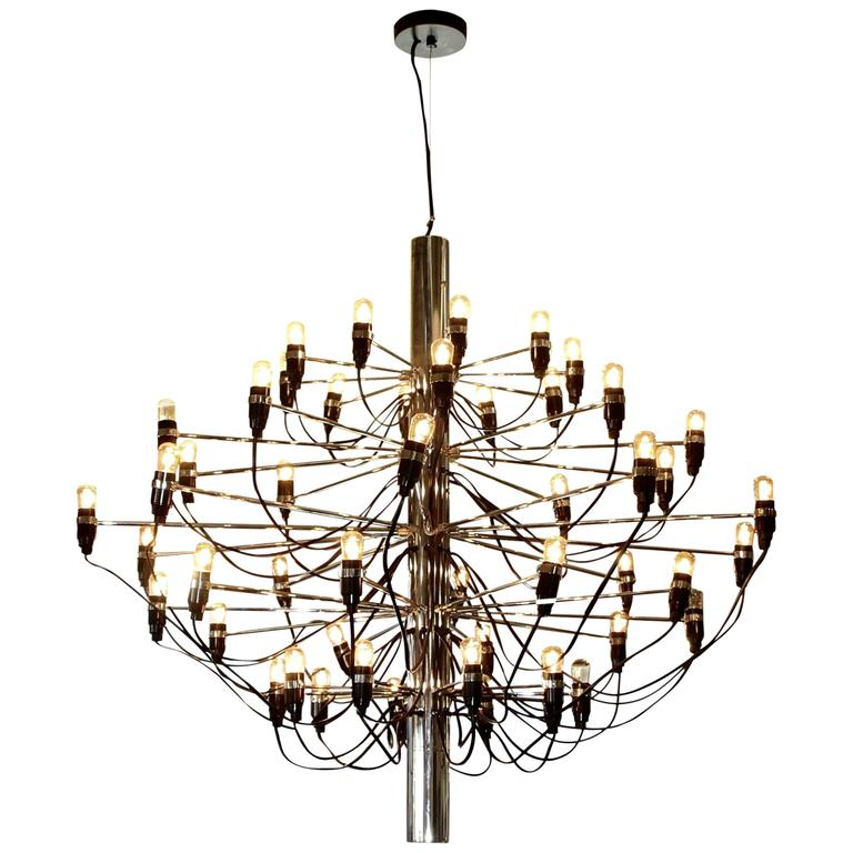 2097 50 Flos.Gino Sarfatti For Flos 2097 50 Light Fixture