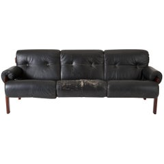 Brazilian Modernist Sofa by Jean Gillon