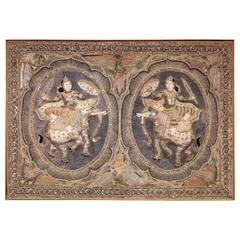 Burmese Myanmar Kalaga Tapestry