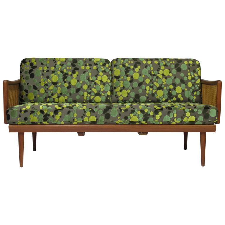 Danish Mid Century Sofa Daybed By Peter Hvidt For Sale At