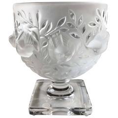 René Lalique Saint Francois Cup