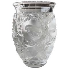 René Lalique Saint Francois Vase