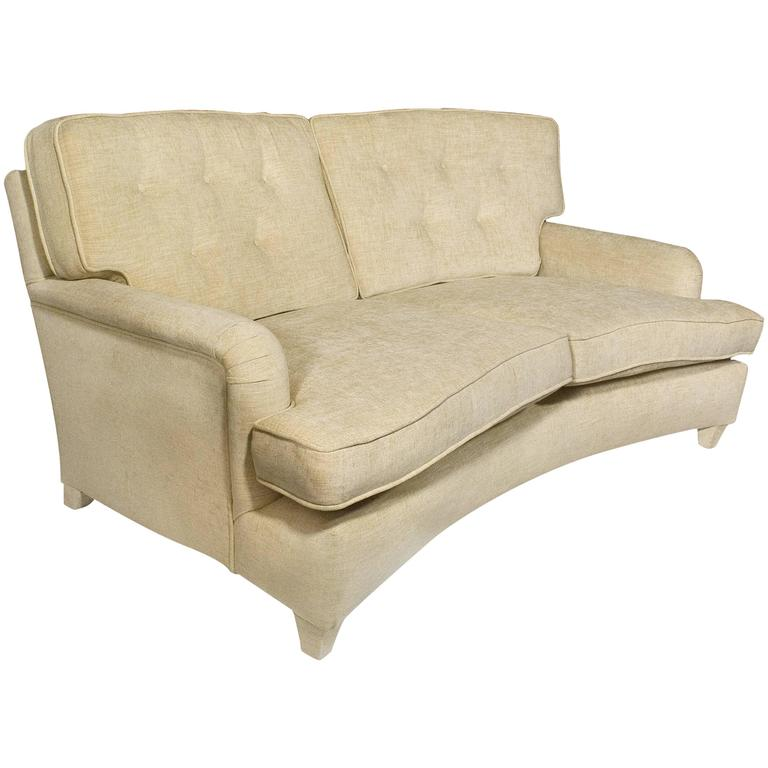 Jean Michel Frank Two Seat Sofa Circa 1930 France For
