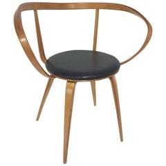 George Nelson Pretzel Chair for Herman Miller, circa 1950s