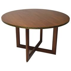 Extending Dining Table by Frank Lloyd Wright for Heritage-Henredon, USA, 1973