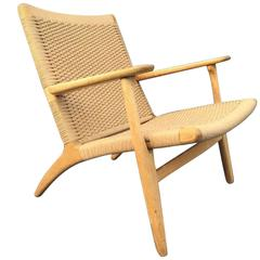 CH25 Chair by Hans J Wegner for Carl Hansen