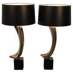 Pair of Laurel Lamp Co Lamps