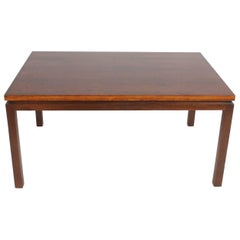 Harvey Probber Rosewood Coffee Table