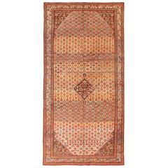 Tribal Antique Persian Serab Rug