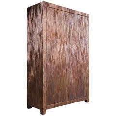 Pleats Armoire by Robert Kuo, Limited Edition, Customizable