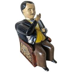 "Mechanical Bank ""Tammany"", American, circa 1873"