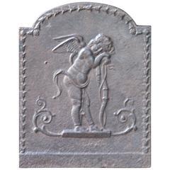 19th Century Cupid Fireback
