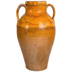 Vintage Terracotta Garden Urn, Italy