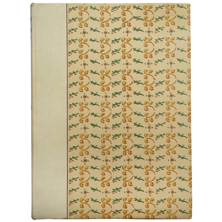 Color in Everyday Rooms Basil Ionides, Interior Decorator Claridges 1st Ed, 1934 For Sale
