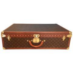 Vintage Louis Vuitton Alzer 80 Suitcase