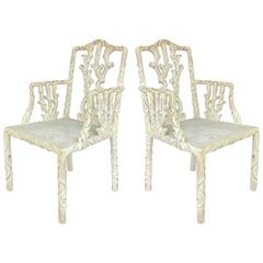 Contemporary Chair And Ottoman By De Sede Switzerland