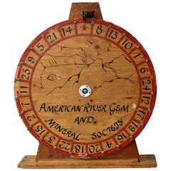Folk Art Roulette