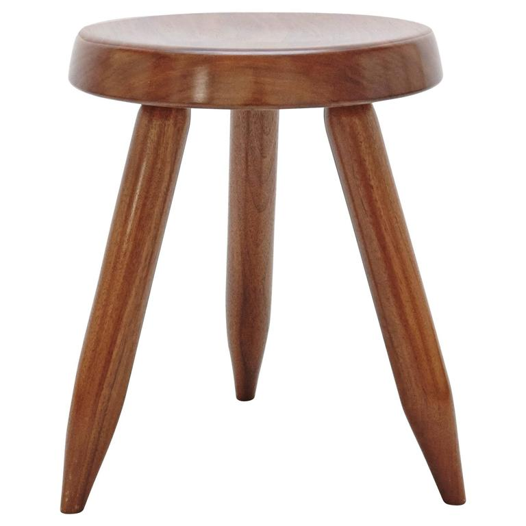 Stool After Charlotte Perriand At 1stdibs