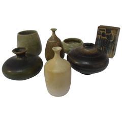 Swedish Miniature Pottery from Wallåkra, Höganäs