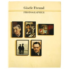 Gisele Freund, Photographer First Edition