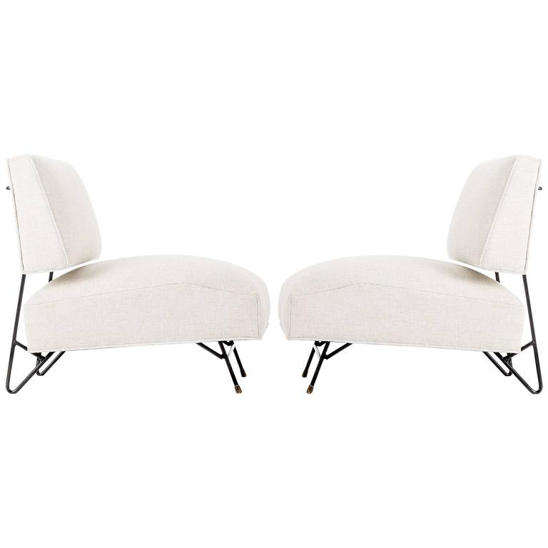 Ray Martin Pair of Lounge Chairs 1