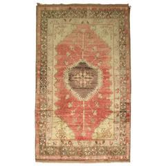 Turkish Oushak Anatolian Carpet