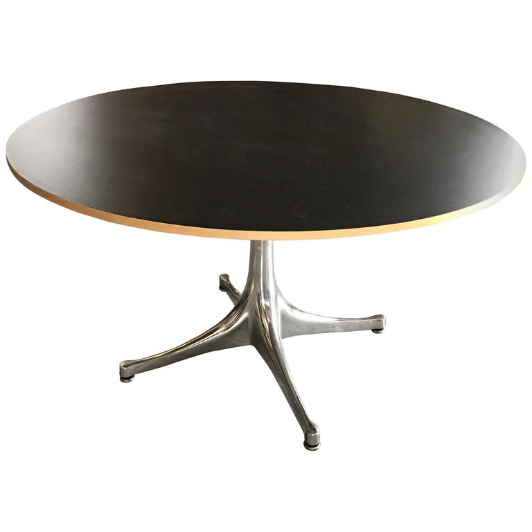 George nelson swag leg coffee or cocktail table at 1stdibs for Nelson swag leg table