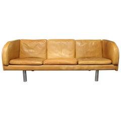 Three-seat sofa, model EJ-20-3 by Jørgen Gammelgaard for Erik Jørgensen, 1980s