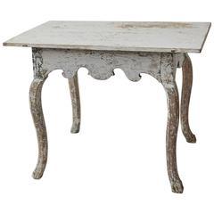 Swedish Table, 18th Century