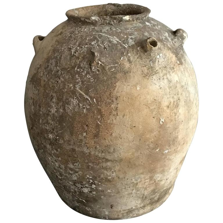 Khmer Honey Jar For Sale