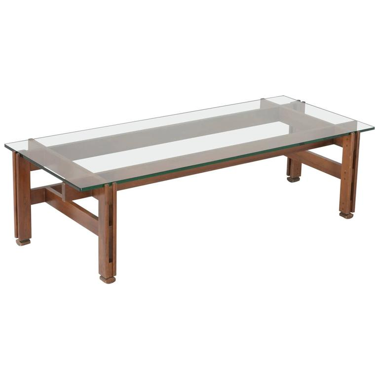 Coffee Table Model 751 By Ico Parisi For Cassina For Sale At 1stdibs