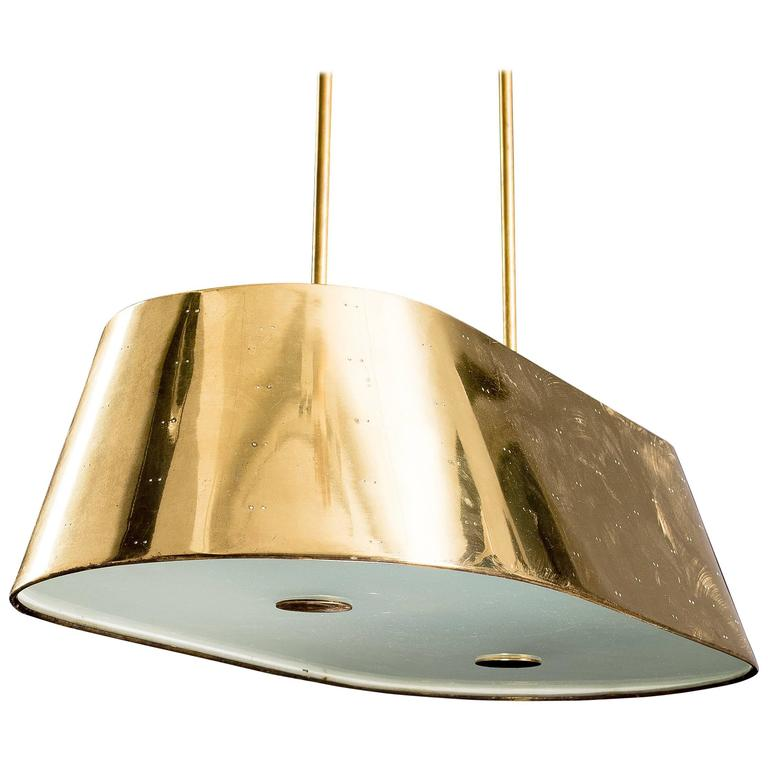 Paavo Tynell Large Ceiling Light For Sale