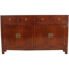 Fine Jumu Wood Sideboard