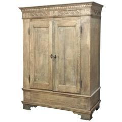 Early 19th Century Swedish Armoire