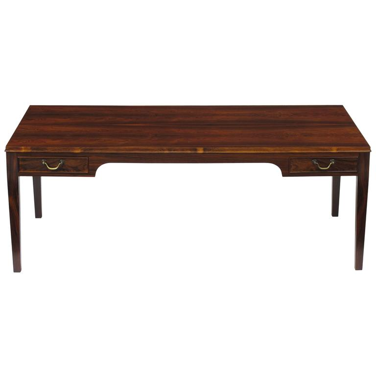 Frits Henningsen Rosewood Coffee Table