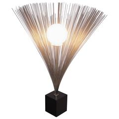 Harry Bertoia Style Spray Lamp
